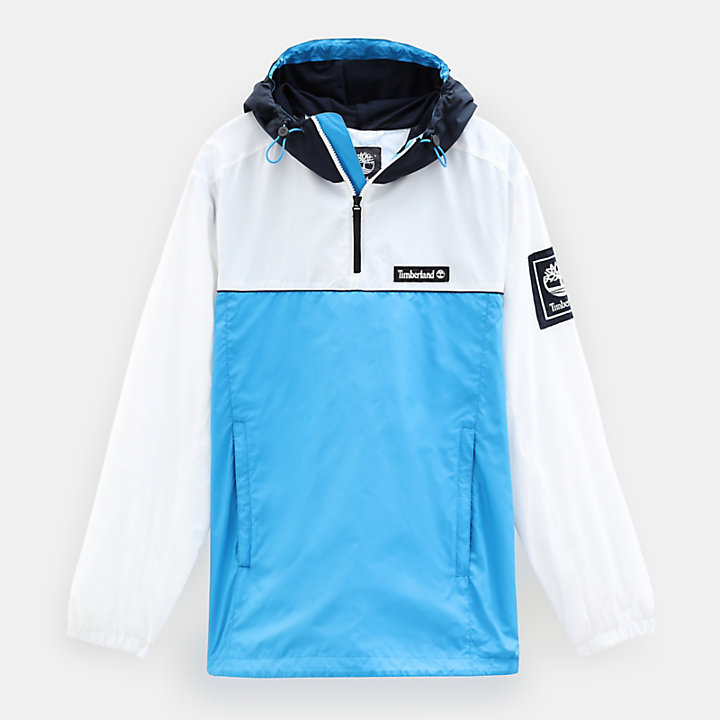 Windbreaker voor Heren in marineblauw-