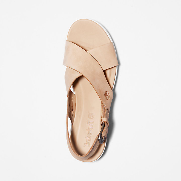 Sandalo Slingback da Donna Los Angeles Wind in rosa-