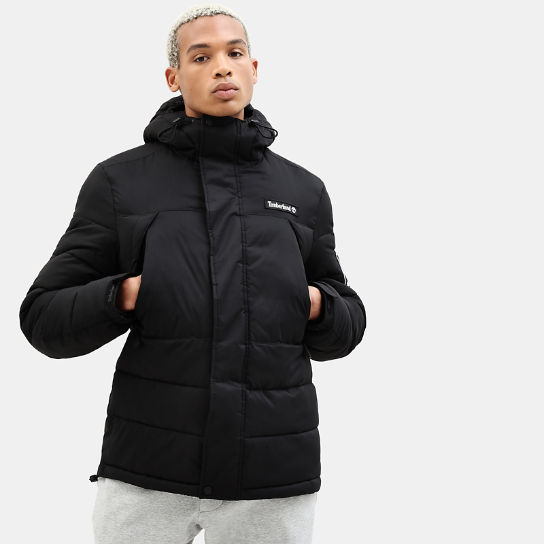 Outdoor Archive Puffer Jack voor Heren in zwart | Timberland
