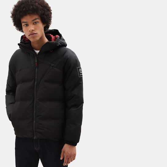 Neo Summit Jacket for Men in Black | Timberland