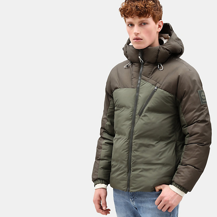 Neo Summit Jacket for Men in Green-