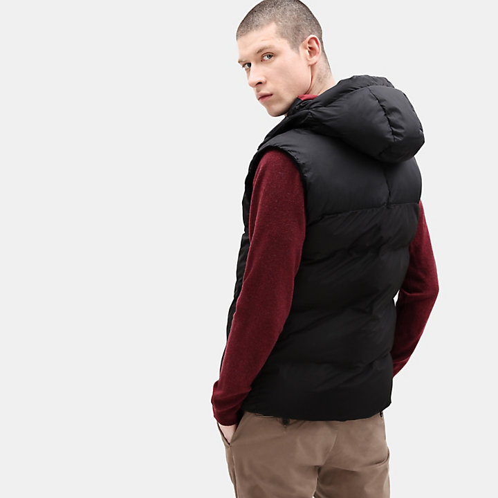 Neo Summit Vest for Men in Black-