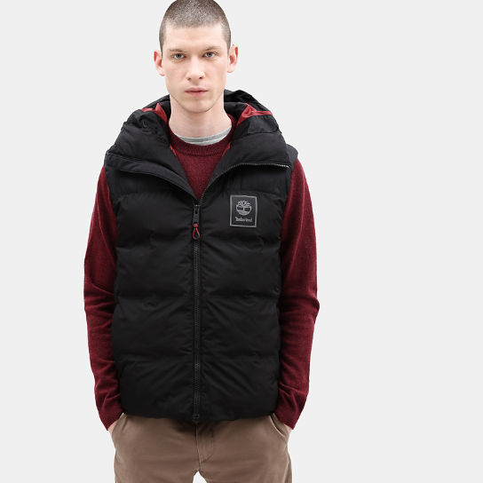 Neo Summit Vest for Men in Black | Timberland
