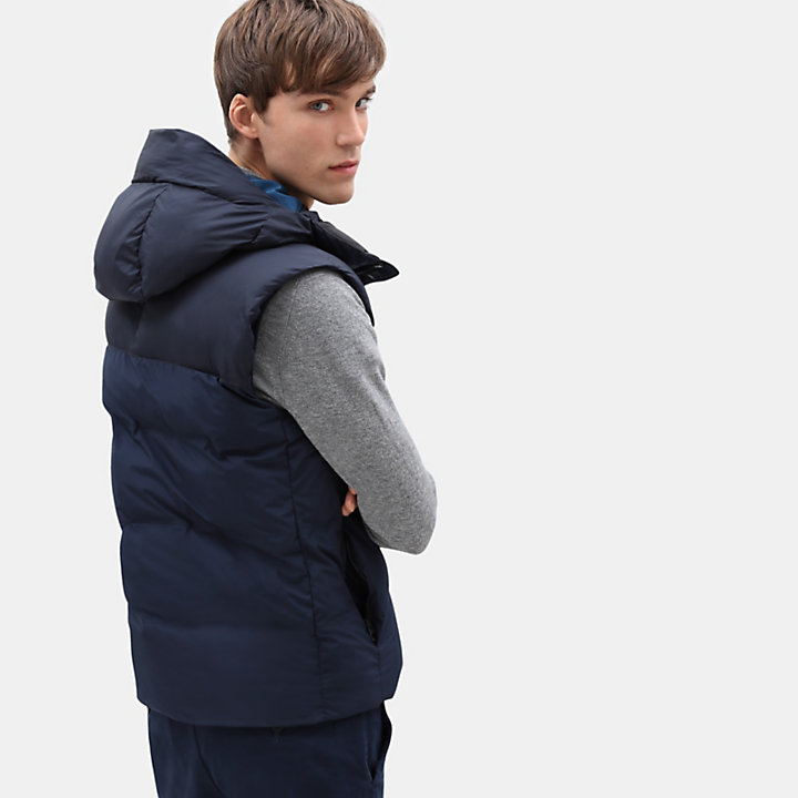 Neo Summit Vest for Men in Navy-