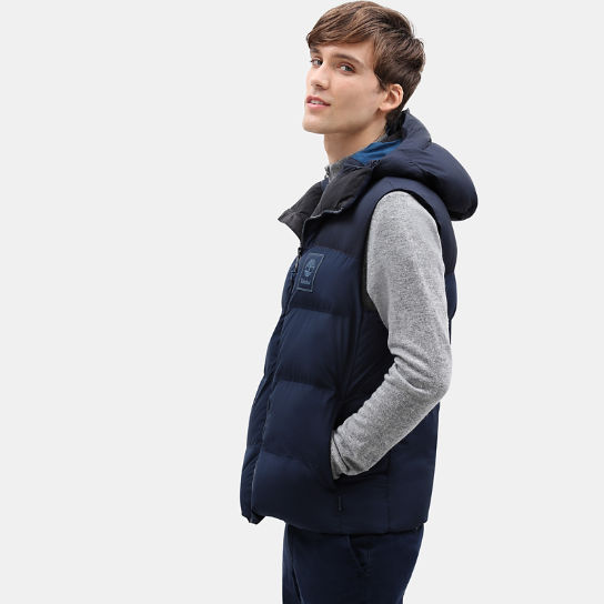 Neo Summit Vest for Men in Navy | Timberland