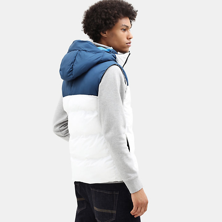 Neo Summit Vest for Men in Blue/White-
