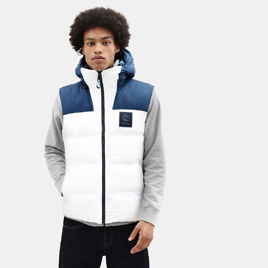 Neo Summit Vest for Men in Blue/White | Timberland