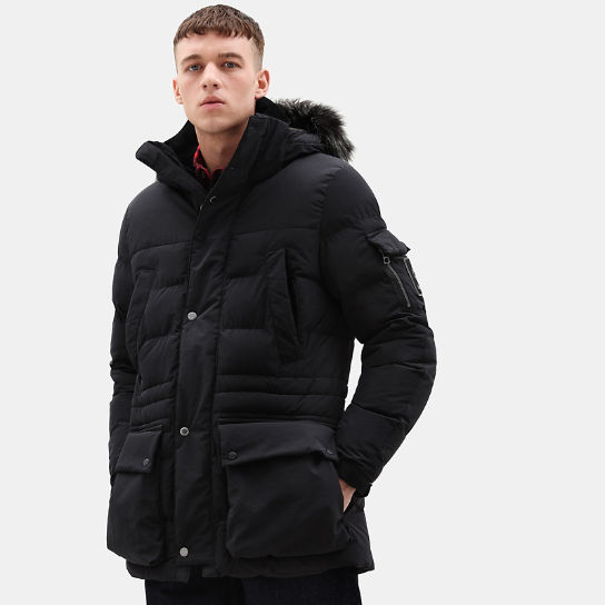Mount Magalloway Parka for Men in Black | Timberland