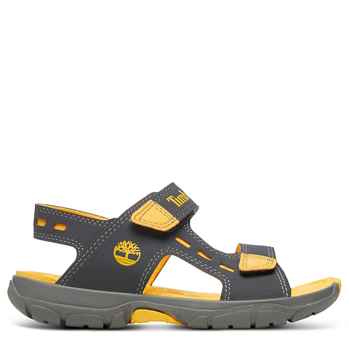 Moss Jump Sandal for Youth in Yellow-