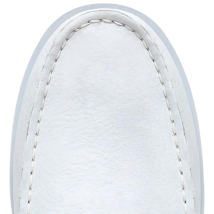 Sapato de Vela Clássico Sem Forro para Mulher em Azul-claro-