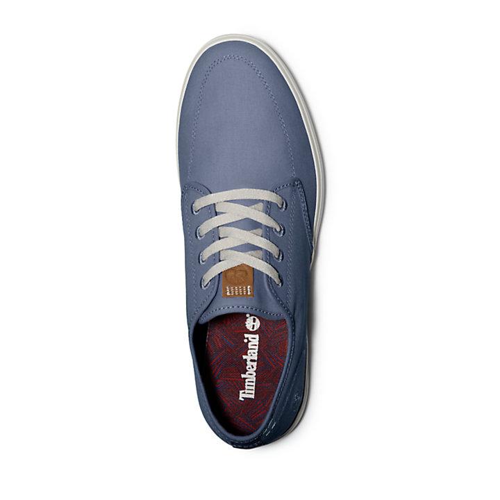 Sneaker da Uomo Union Wharf Derby in blu o blu marino-