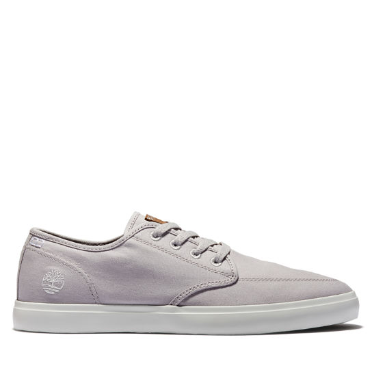 Union Wharf Derby Sneaker for Men in Light Grey | Timberland