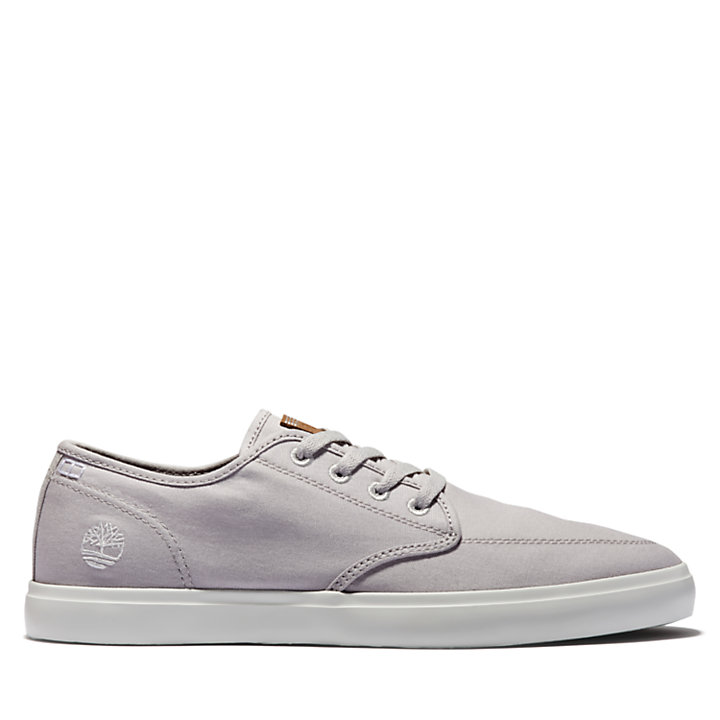 Union Wharf Derby Sneaker for Men in Light Grey-