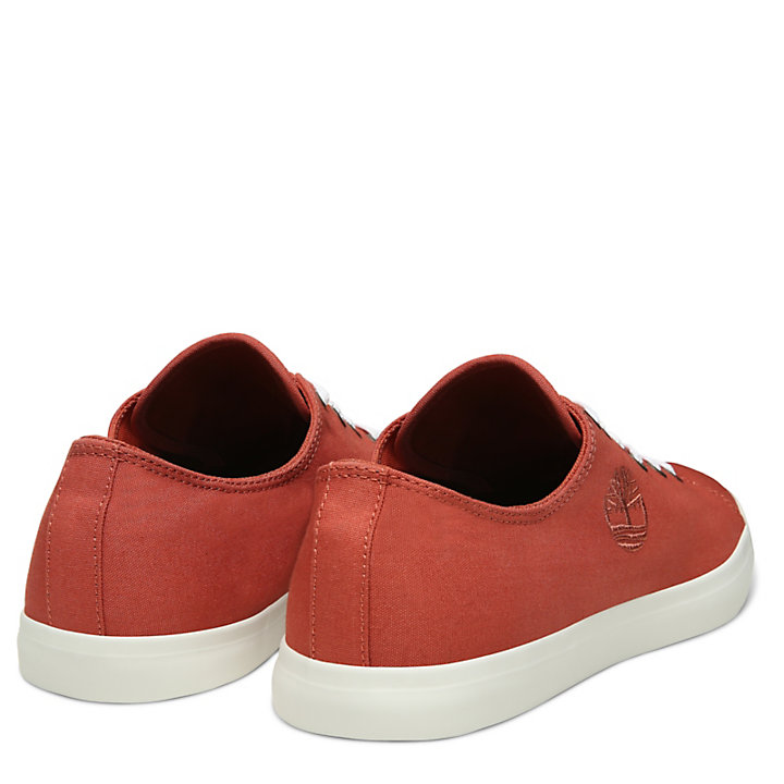 Union Wharf Trainer for Men in Red-