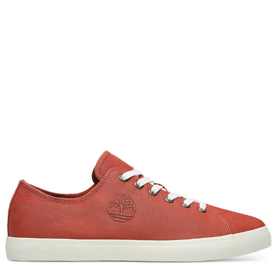 Union Wharf Trainer for Men in Red | Timberland