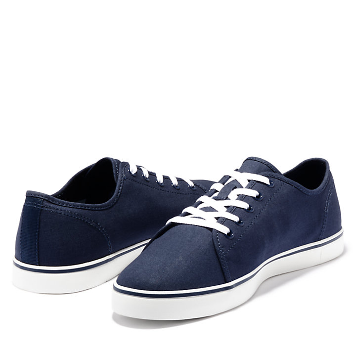 Skape Park Canvas Trainer for Men in Navy-