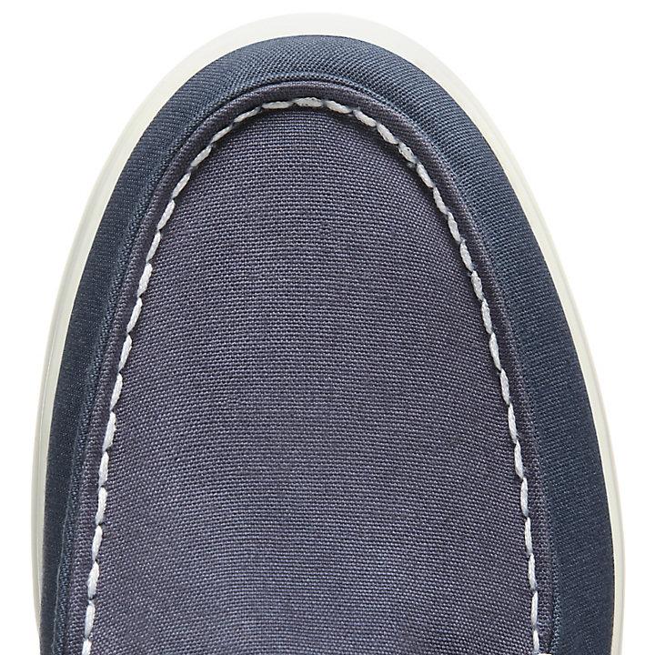 Union Wharf Bootschoen voor Heren in blauw-