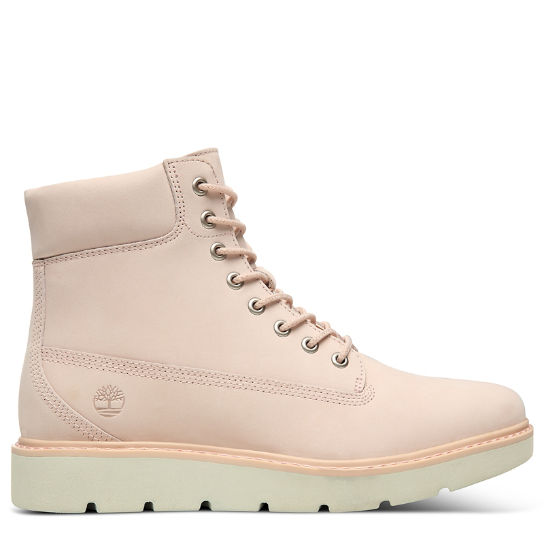 Kenniston 6 Inch Boot for Women in Pale Pink | Timberland