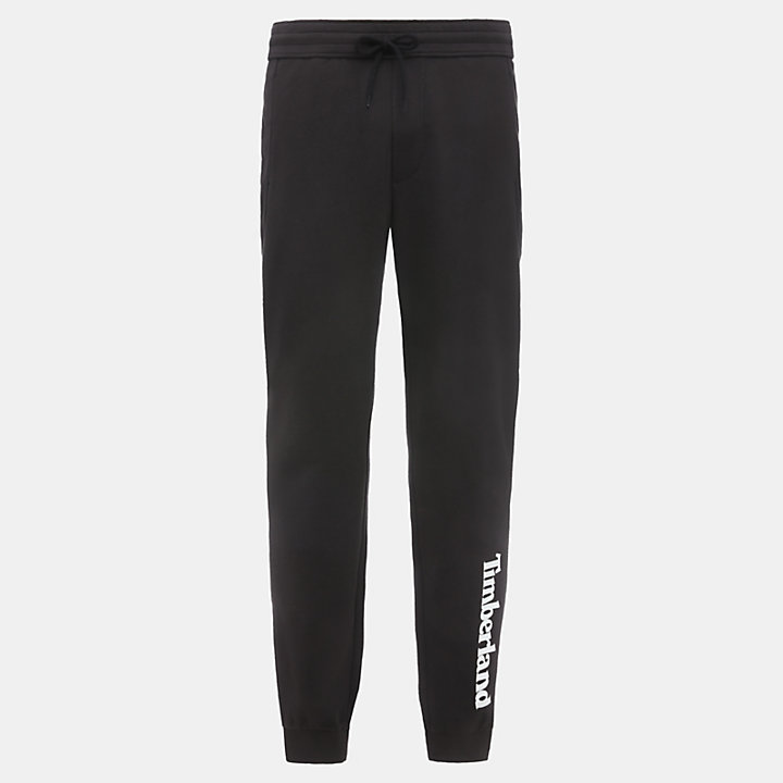 Sweatpants for Men in Black-