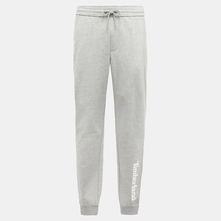 Pantalon de survêtement pour homme en gris-