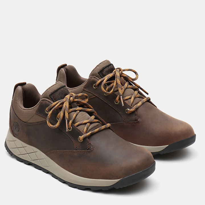 Tuckerman Sneaker for Men in Dark Brown-