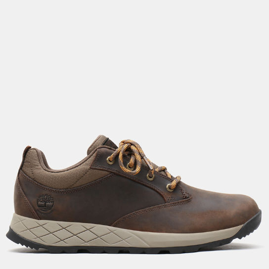 Tuckerman Sneaker for Men in Dark Brown | Timberland
