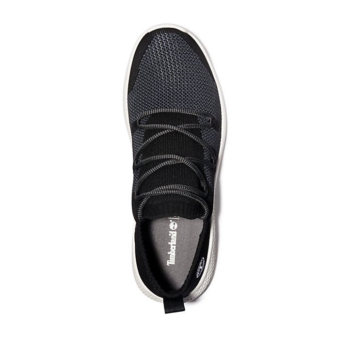 Flyroam Go Stohl Oxford for Men in Black-
