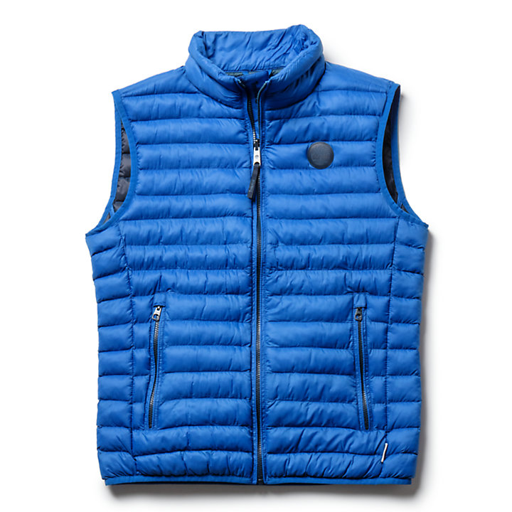 Gilet da Uomo Axis Peak in blu-