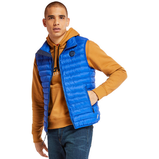 Axis Peak Vest for Men in Blue | Timberland
