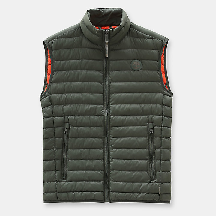 Gilet da Uomo Axis Peak in verde-