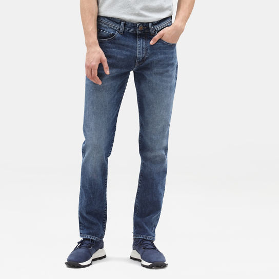 Sargent Lake Stretch Jeans voor Heren in blauw | Timberland