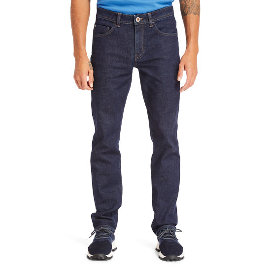 Sargent Lake Stretch Jeans for Men in Indigo | Timberland