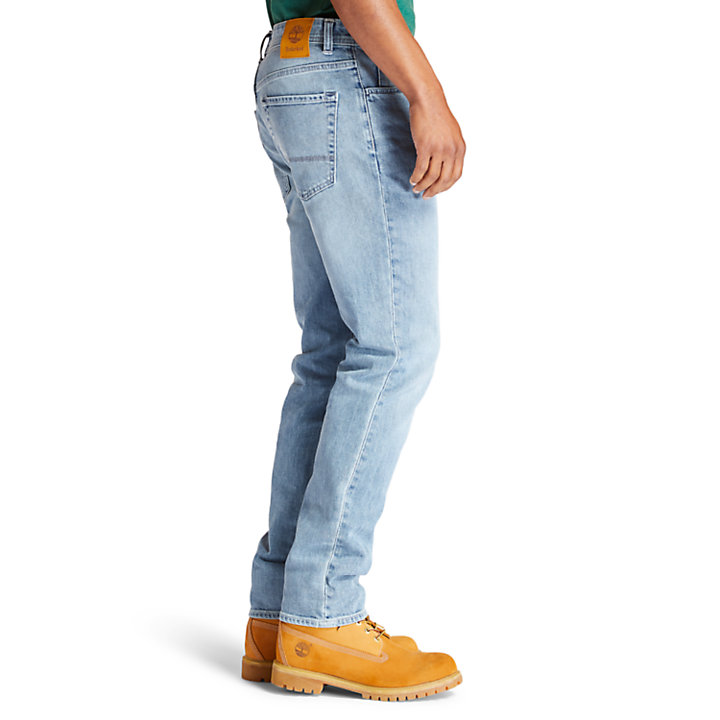 Sargent Lake Stretch Jeans voor Heren in lichtblauw