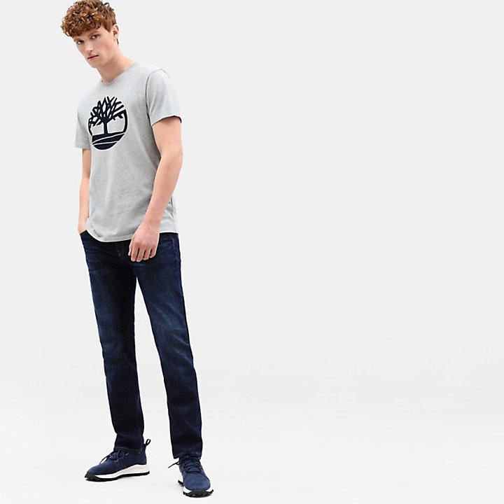 Sargent Lake Jeans voor Heren in donkerblauw-