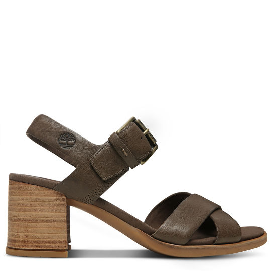 Tallulah May Sandal for Women in Brown | Timberland