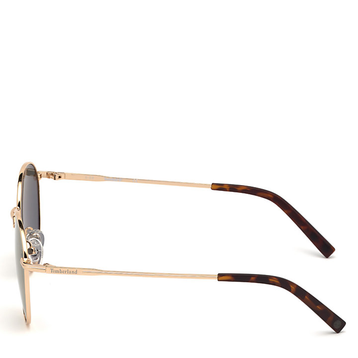 Classic  Sunglasses für Herren in Gold-