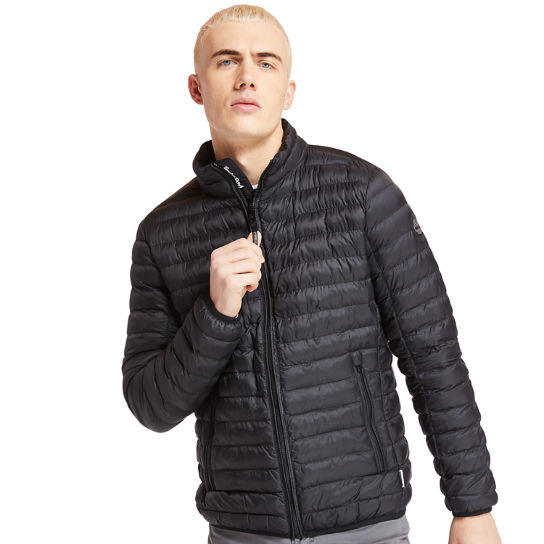 Axis Peak Jacket for Men in Black | Timberland