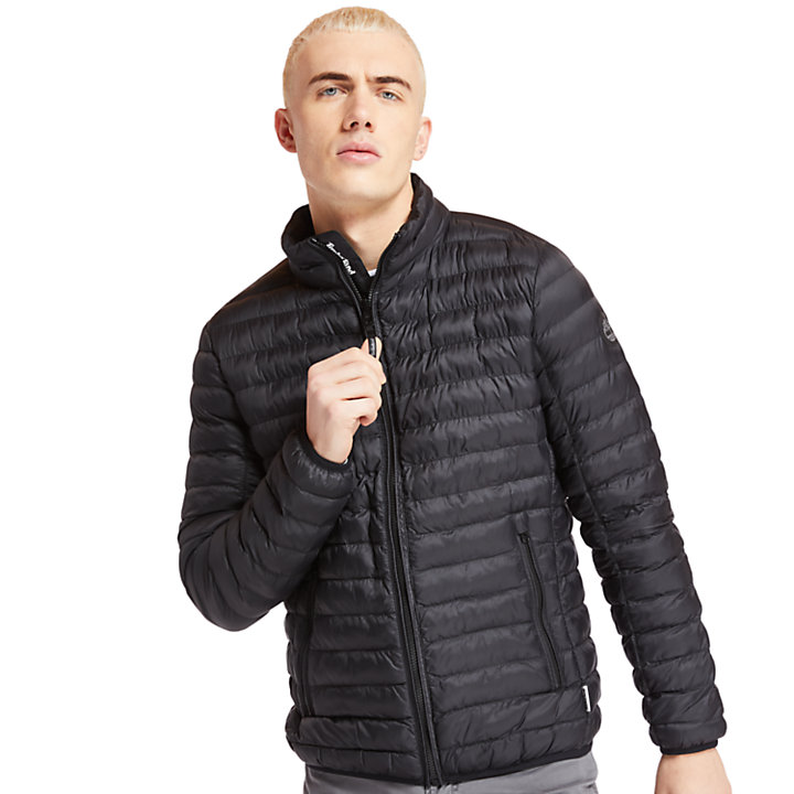 Axis Peak Jacket for Men in Black-