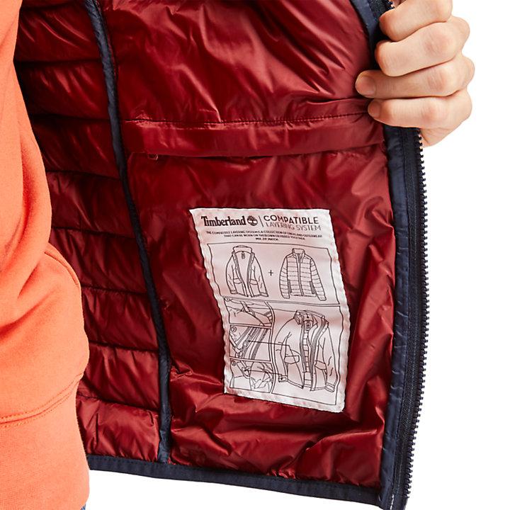 Axis Peak Jacket for Men in Navy-