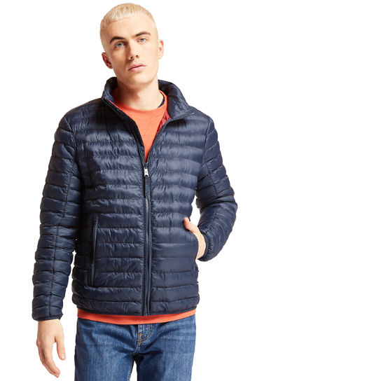 Axis Peak Jacket for Men in Navy | Timberland