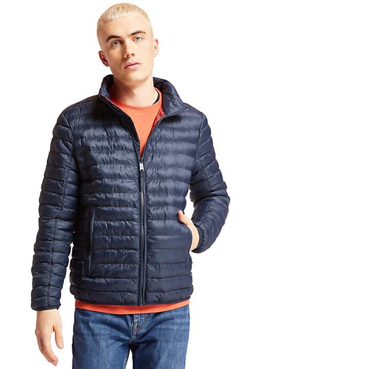 Axis Peak Jacket for Men in Navy-