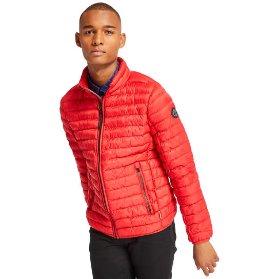 Axis Peak Jacket for Men in Red | Timberland