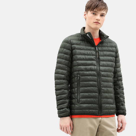 Axis Peak Jacket for Men in Dark Green | Timberland