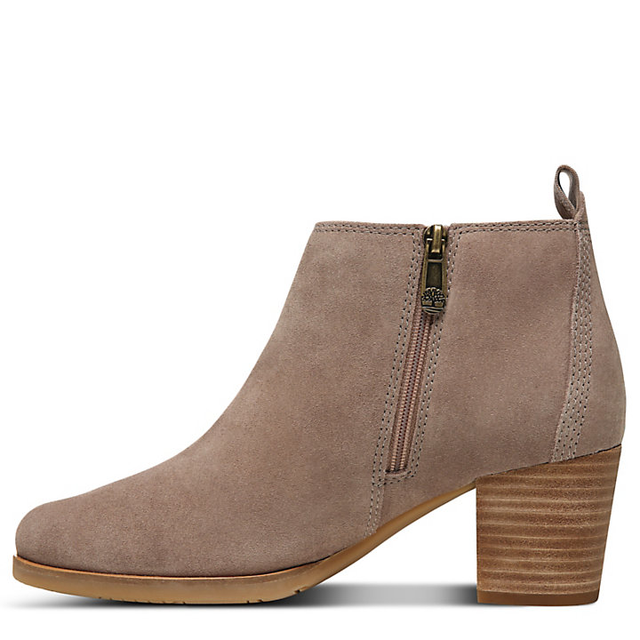 Eleonor Street Ankle Boot for Women in Taupe-