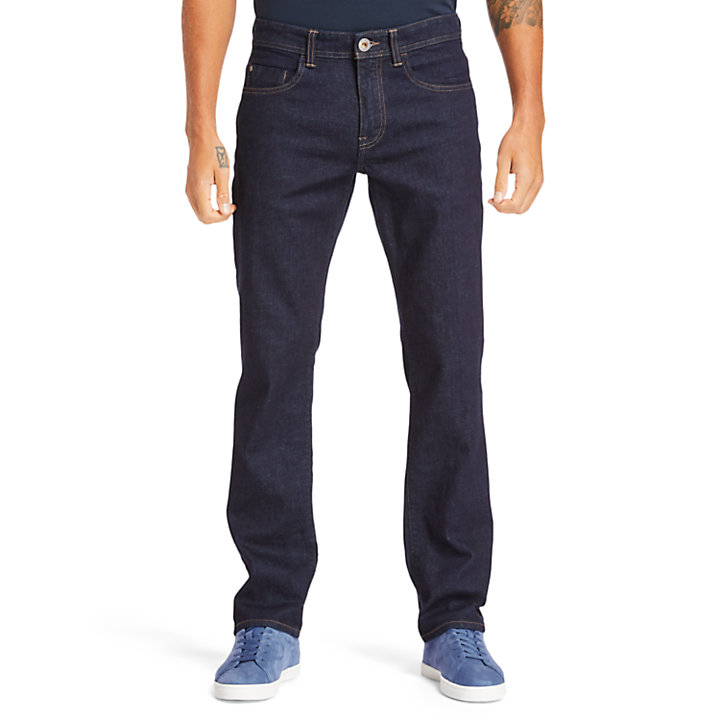 Squam Lake Stretchjeans für Herren in Indigo-
