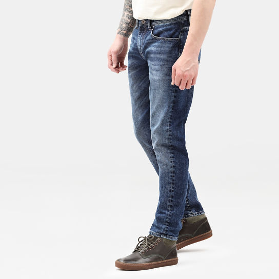 Tacoma Lake Jeans for Men in Blue | Timberland