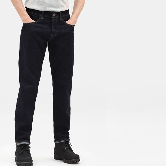 Tacoma Lake Jeans for Men in Indigo | Timberland
