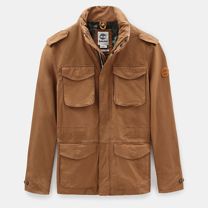 MT Kelsey M65 Jacket for Men in Brown-