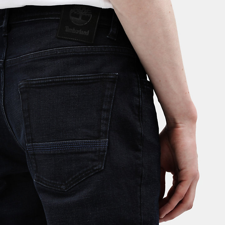 Sargent Lake Jeans voor Heren in indigo-