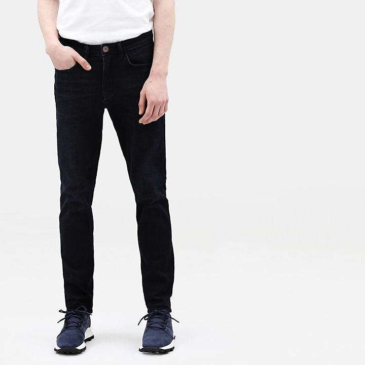 Jeans da Uomo Sargent Lake in indaco-